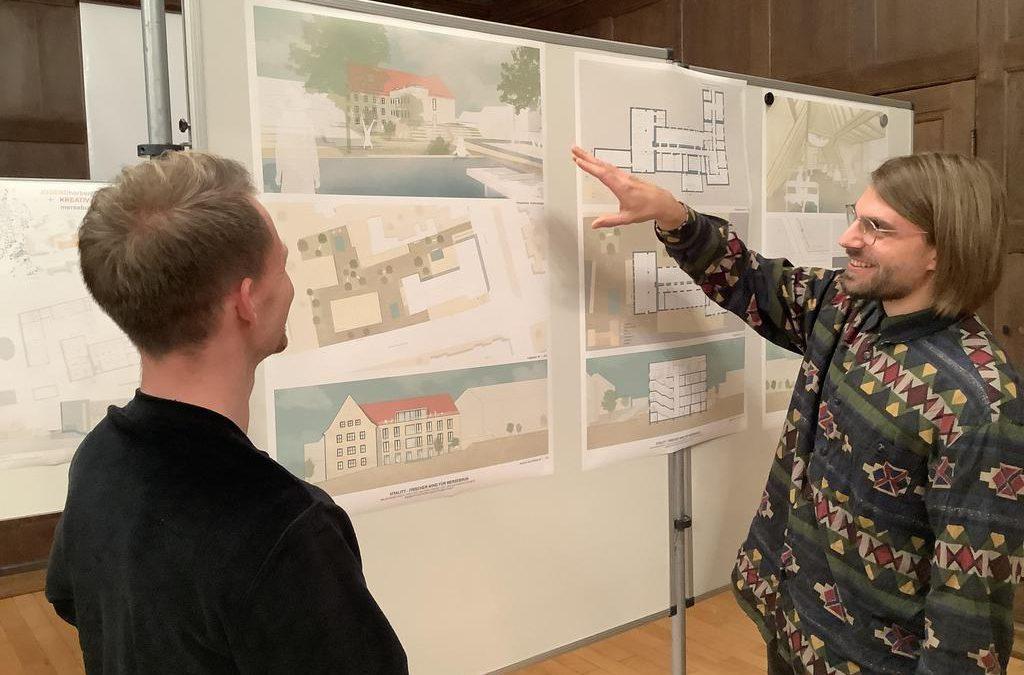 Merseburg: Perspektiven für das ehemalige Polizeirevier